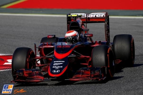 McLaren red flo-viz